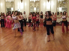 Alla Kushnir sexy Belly Dance part 123