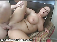 Chubby Wife Goes Hardcore