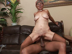 grandma goes black scene 5