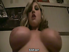 EXGF College SLut Fuck