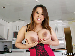 Asian Porn-Star With