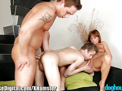 DogHouse MMF Cuckhold Threesome
