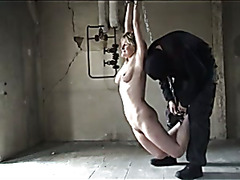 Hung naked and tortured - Modell Maria