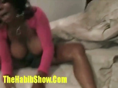 38DDDD black barbie banged tight wet pussy