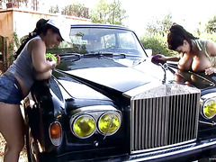 girls and cars scene 6