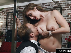 PORNFIDELITY Lena Paul Takes Huge Creampies