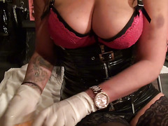 CBT, Black mistress, whiping, sounding, cbt, toy, lashing