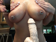 Nikki Sims: Squirting Good Time