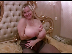 big natural mature tits
