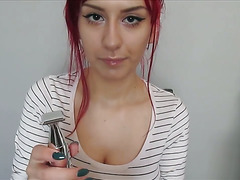 ASMR boobs suggestive