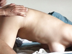 Homemade Anal : my Chubby ex-gf never says no