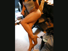 Candid Sexy Asian Girl
