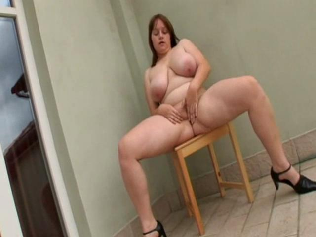 Big Chubby Boobs MILF Has Hot Sex