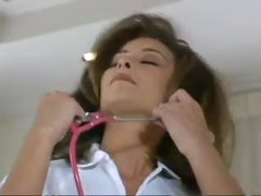 Pretty nurse cures him of his ills